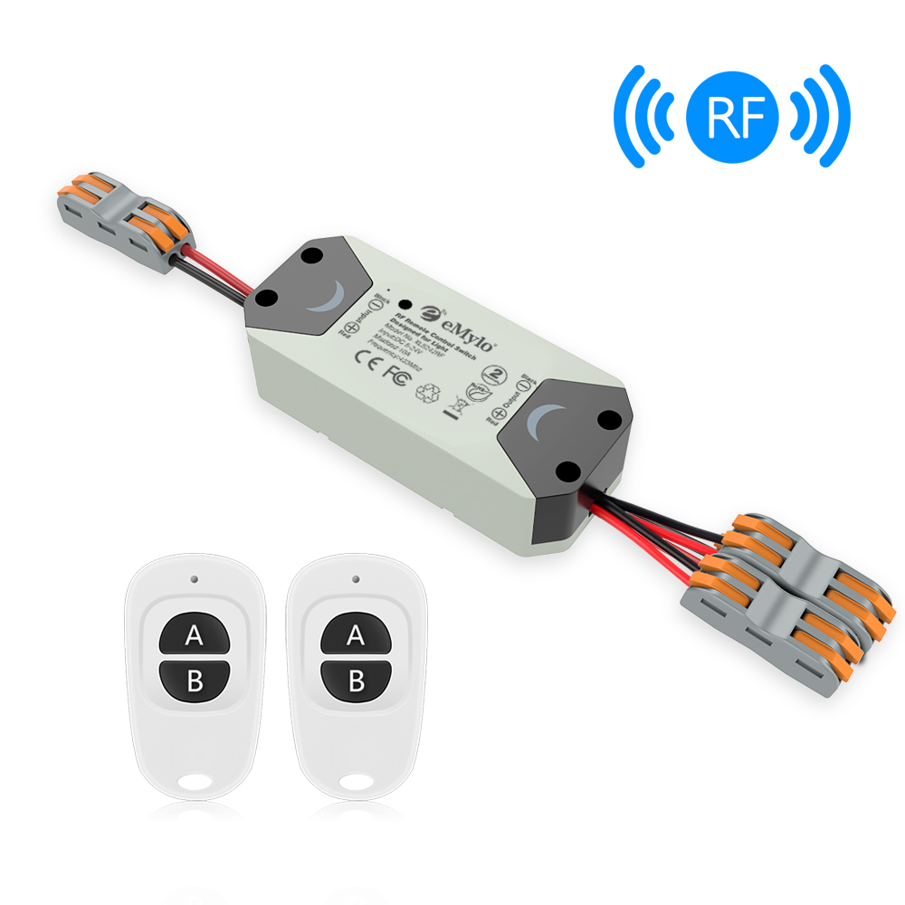 emylo RF Remote Switch for Light