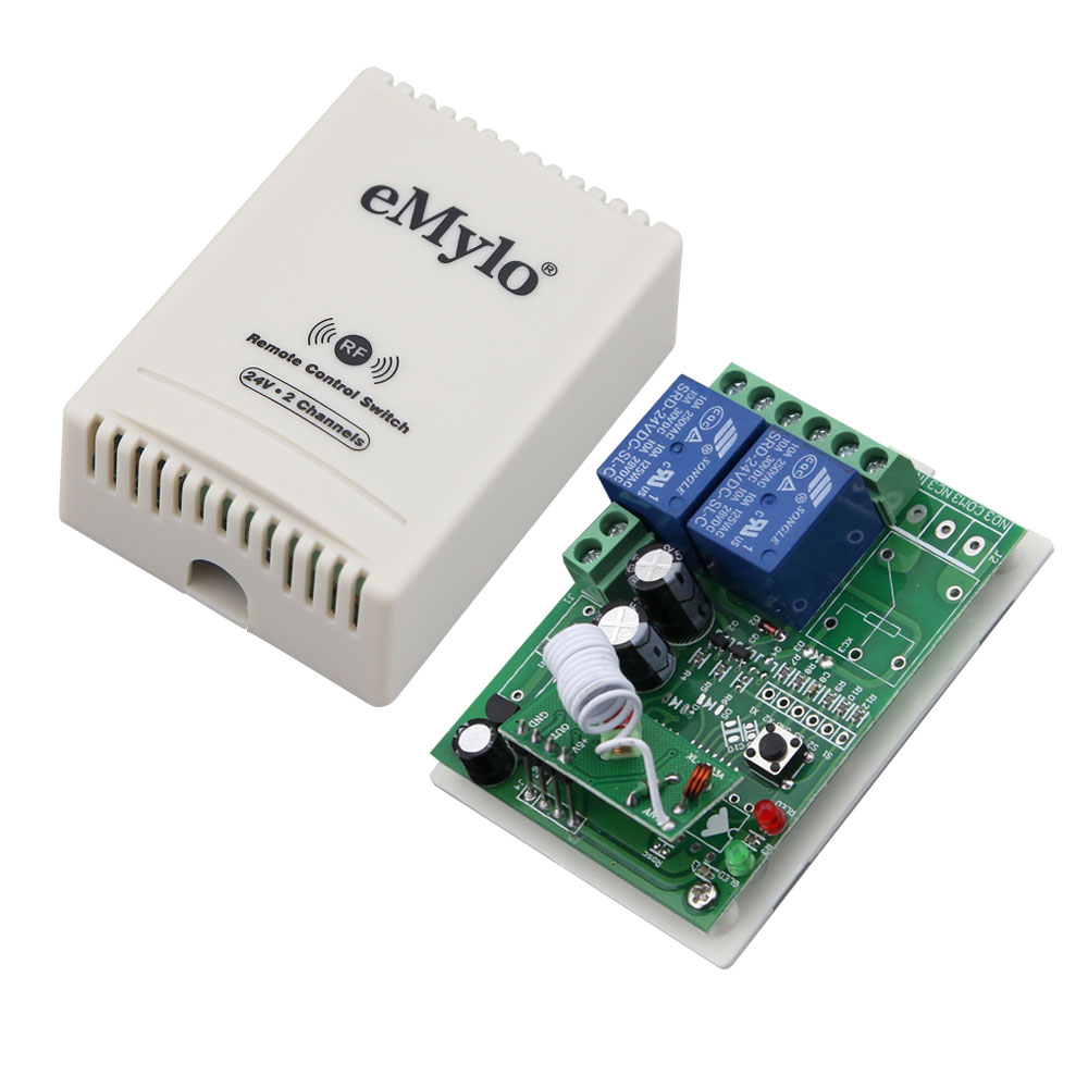 emylo 24v 2channels